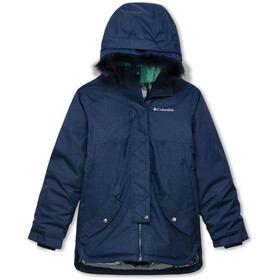 Columbia Carson Pass Mid Jacket Girls, nocturnal heather